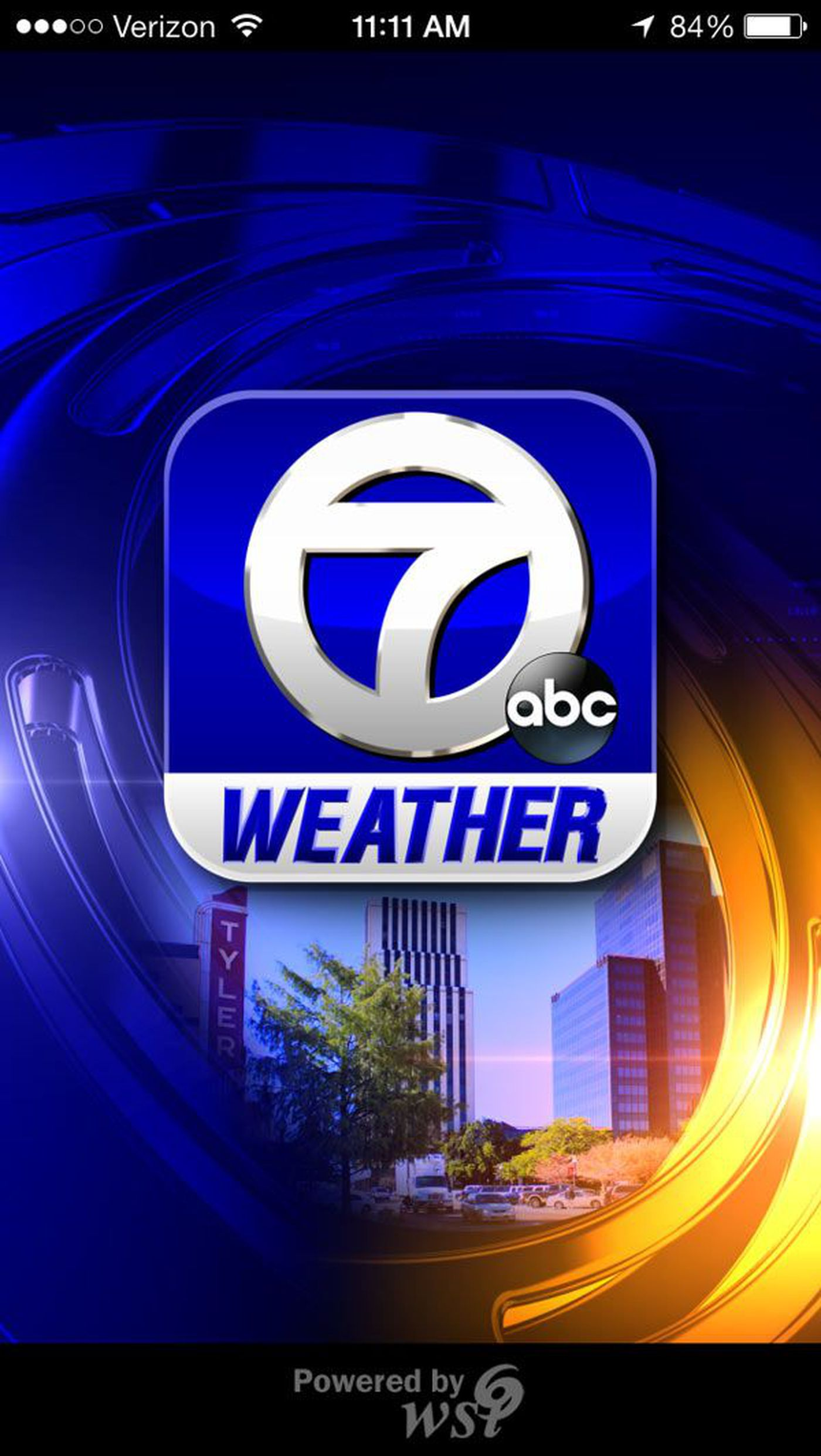 Download the KLTV Weather App today!