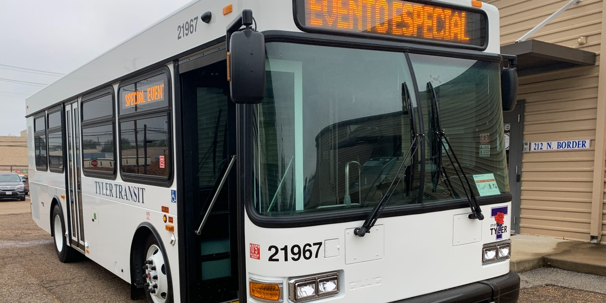 WEBXTRA: New Tyler bus for express route