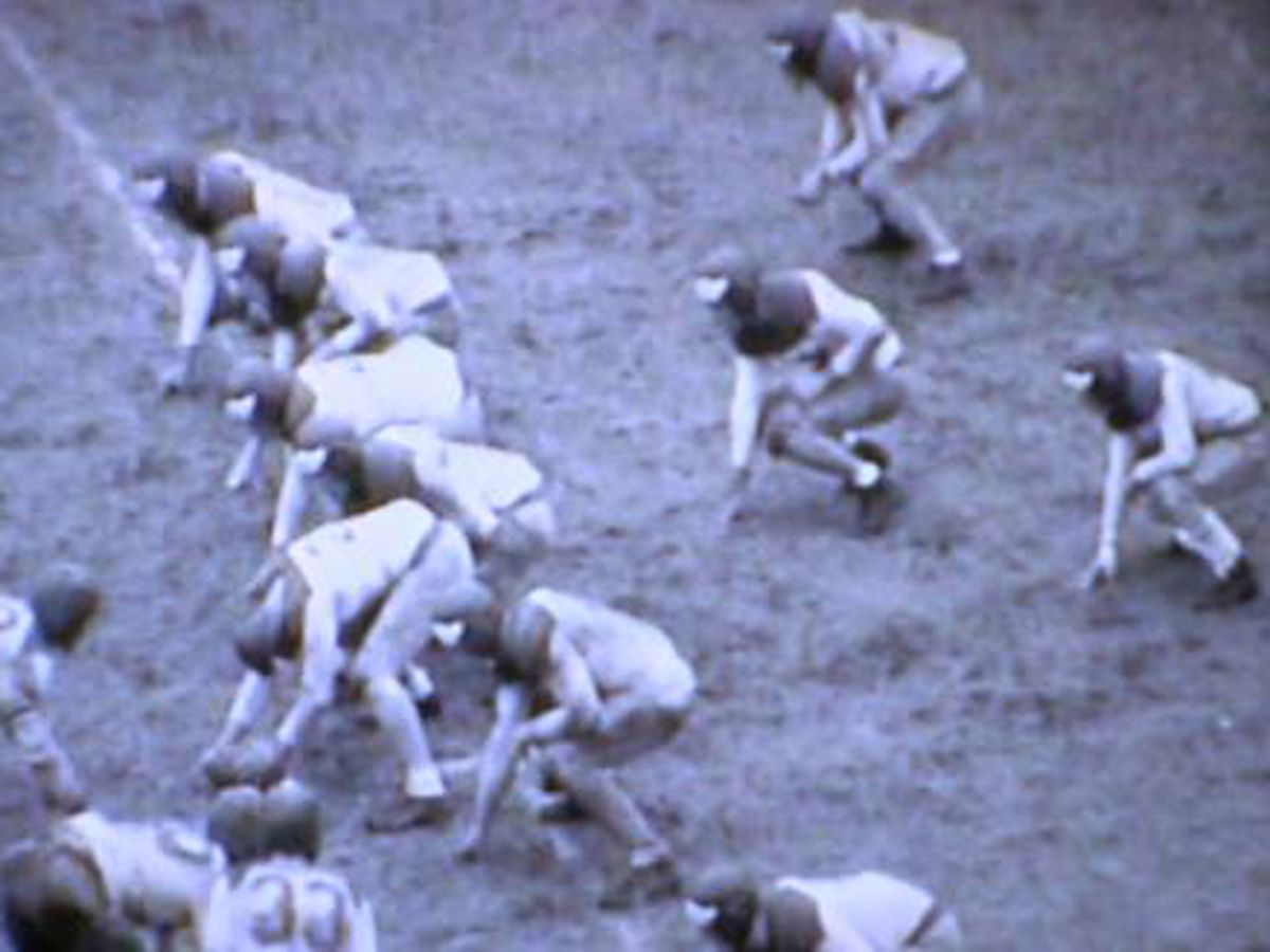 Film of Lobos 1937 state win discovered