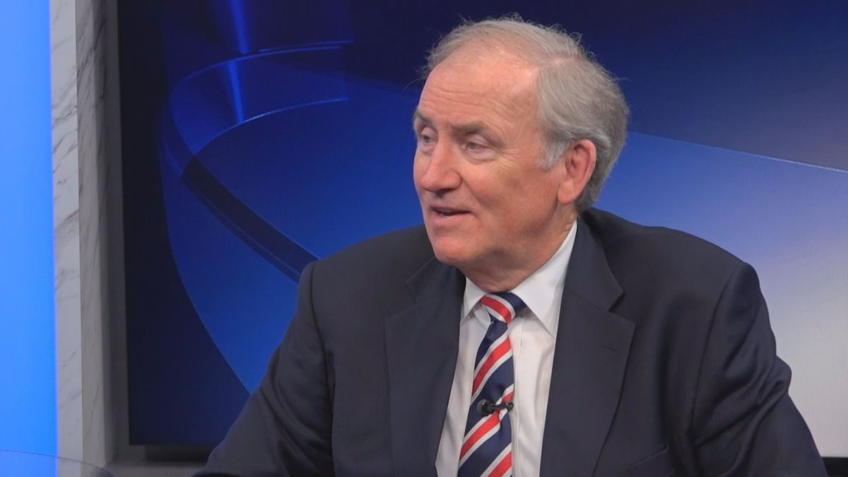 Fmr. U.S. ambassador reflects on fall of Berlin Wall, role in reunification of Germany