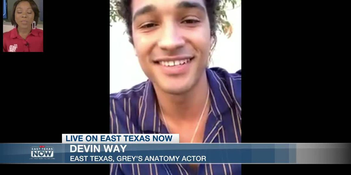 WATCH: Lufkin native to star in upcoming episodes of 'Grey's Anatomy'