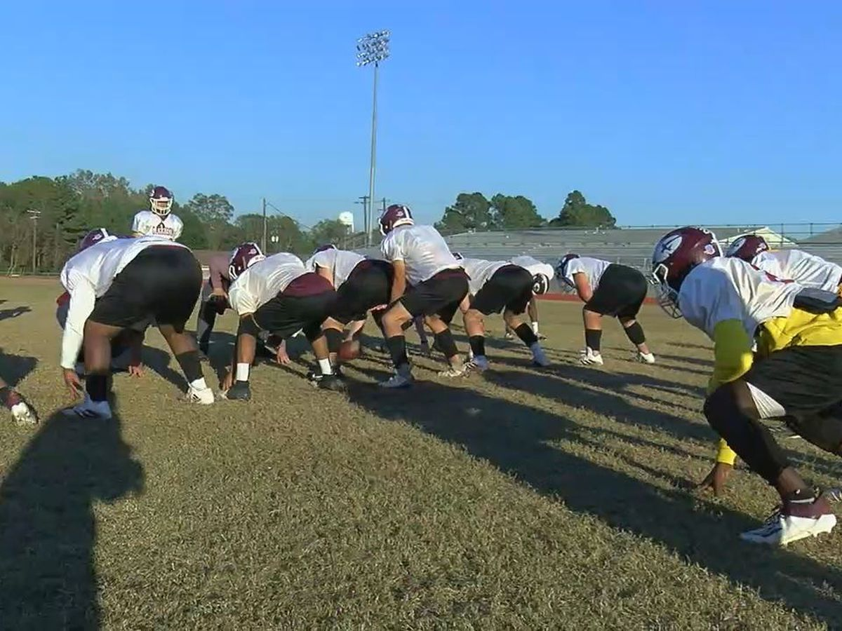 Garrison ready to play role of underdog in Area Playoffs
