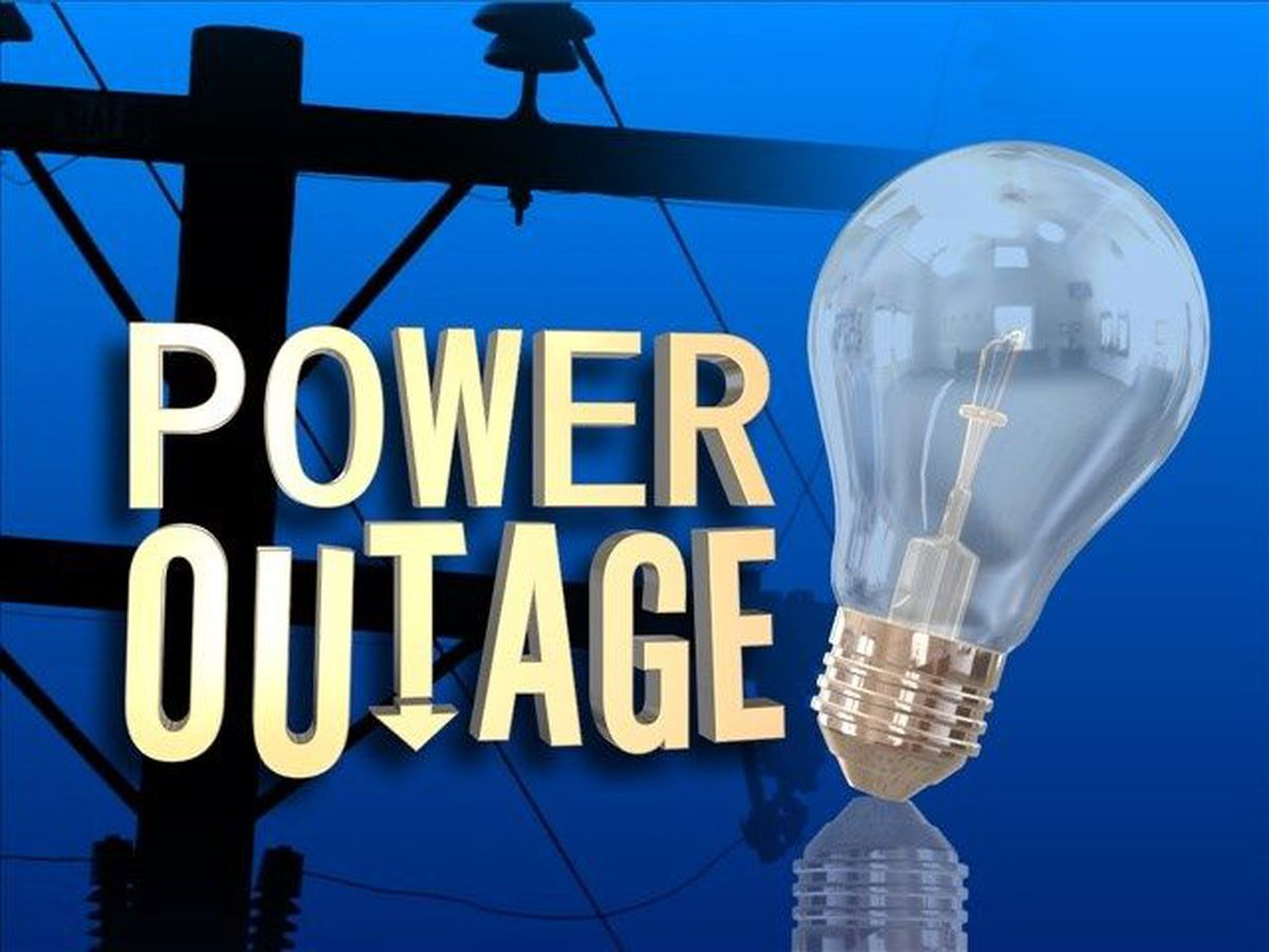 Power outages in Carthage affecting at least 1,000 customers