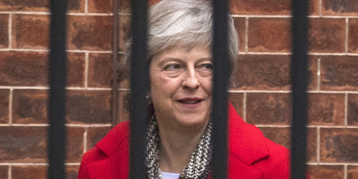 Theresa May: A resilient politician facing a tough fight