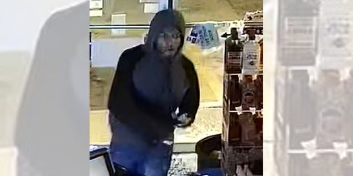 Sulphur Springs police searching for man who allegedly burglarized convenience store
