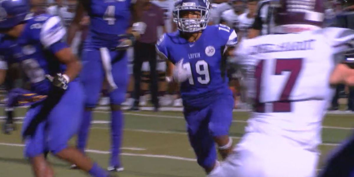 #5 Lufkin, #6 College Station on collision course for Friday