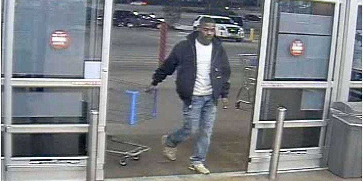 Tyler police asking for help in IDing Walmart theft suspect