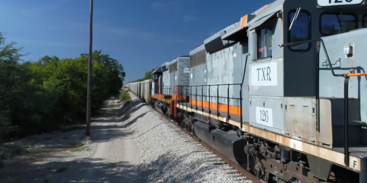 Senator John Cornyn announces $4.1 million federal grant for Texas North Western Railway Company