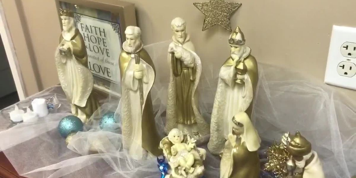 Shelter residents find renewed holiday spirit