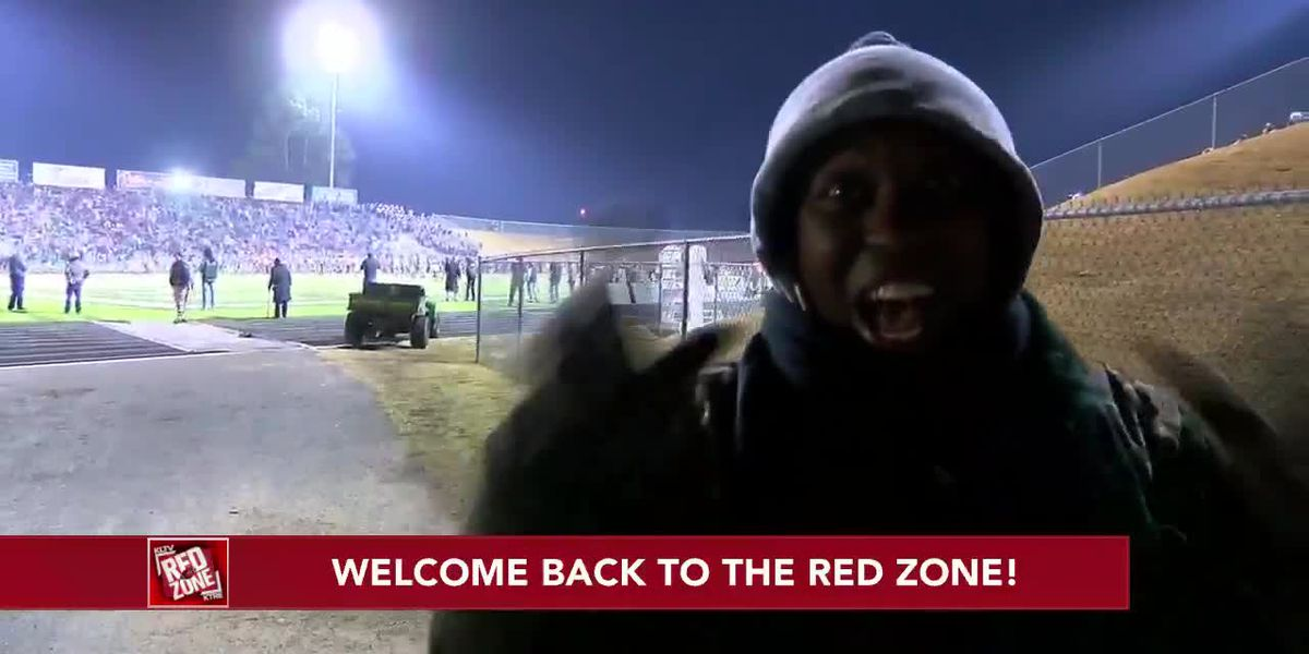 KLTV, KTRE Red Zone - Friday, WEEK 13, PART 2