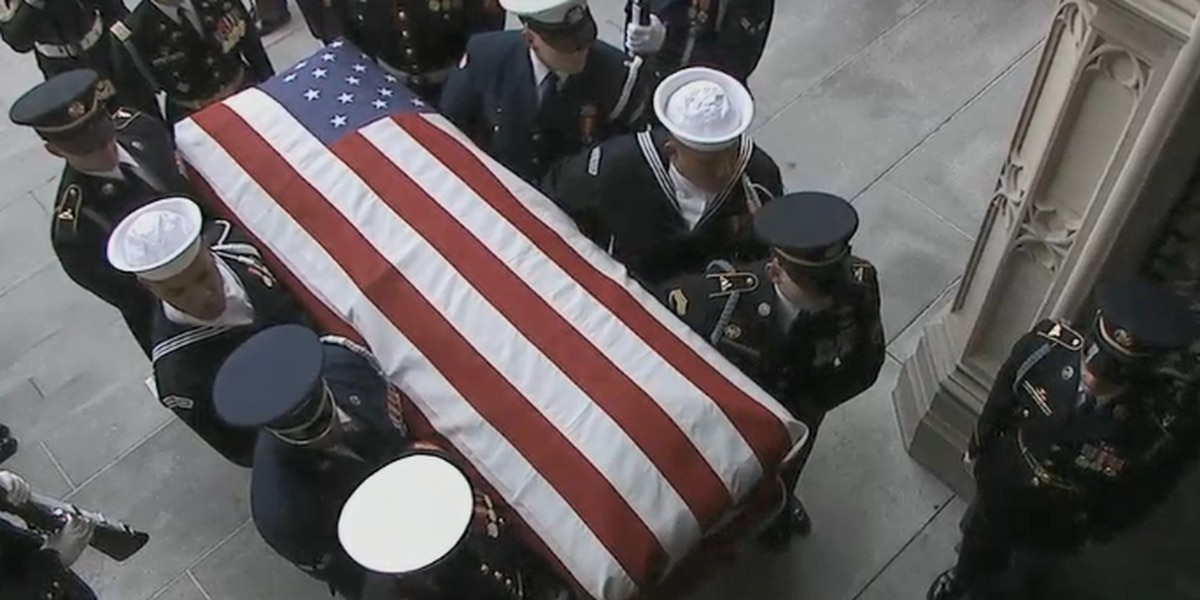 REMEMBERING BUSH: D.C. bids farewell to 41st president
