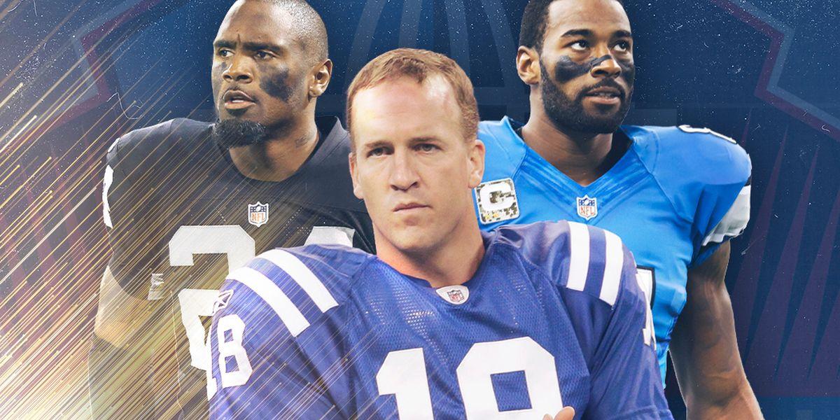 Peyton Manning, Charles Woodson 2021 Pro Football Hall of Fame candidates