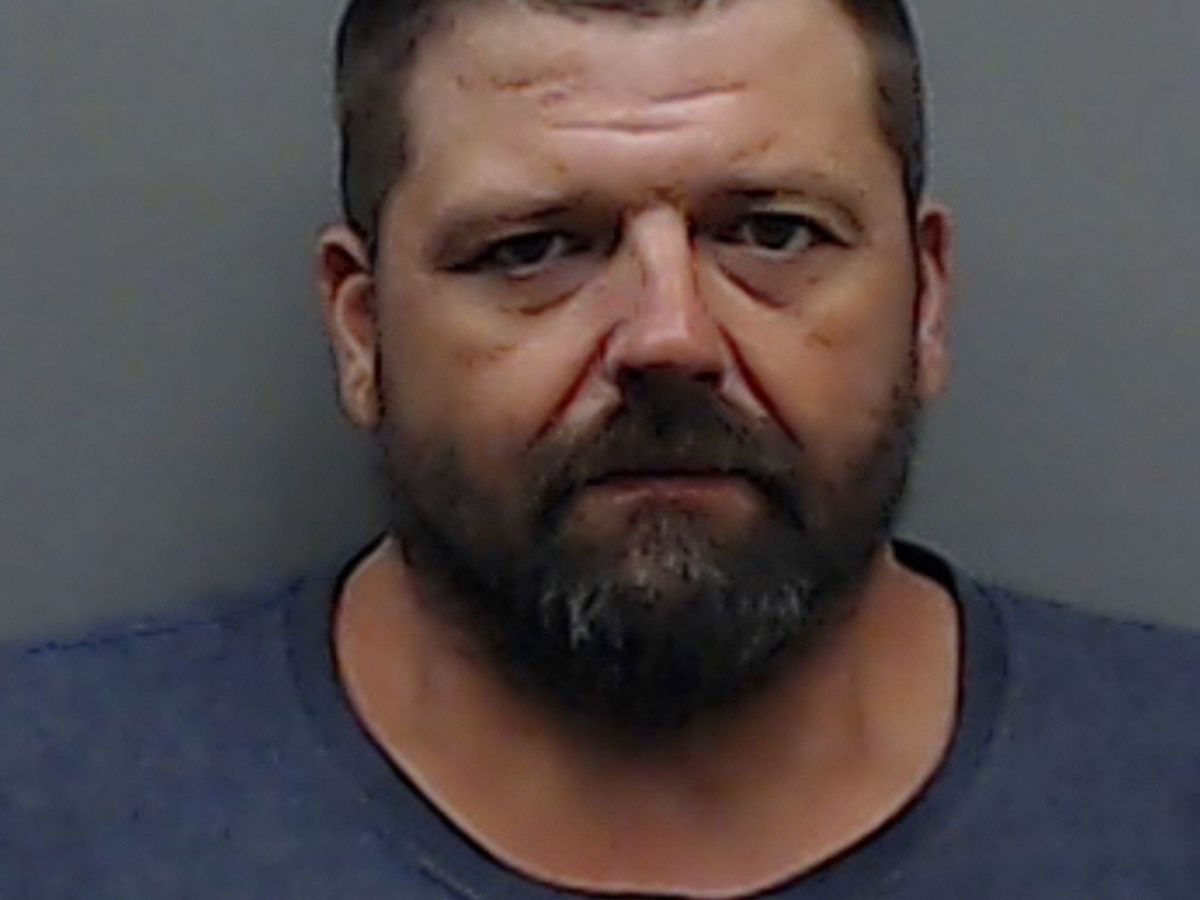 Overton man arrested, accused of hitting girl with car
