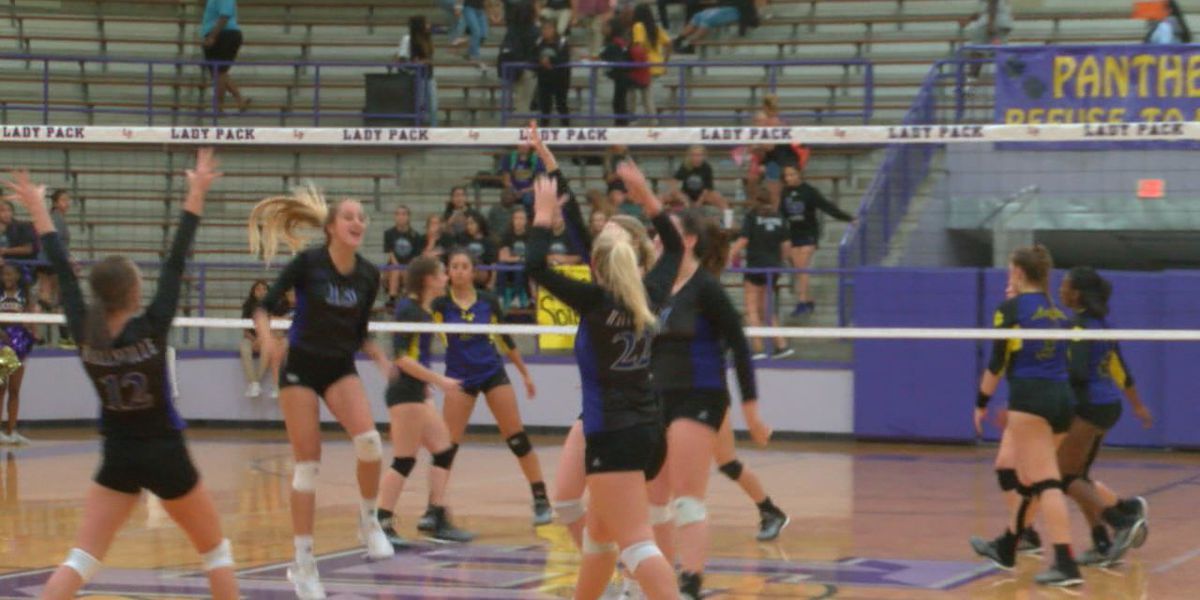 Hallsville takes district lead with 3-0 win over Lufkin