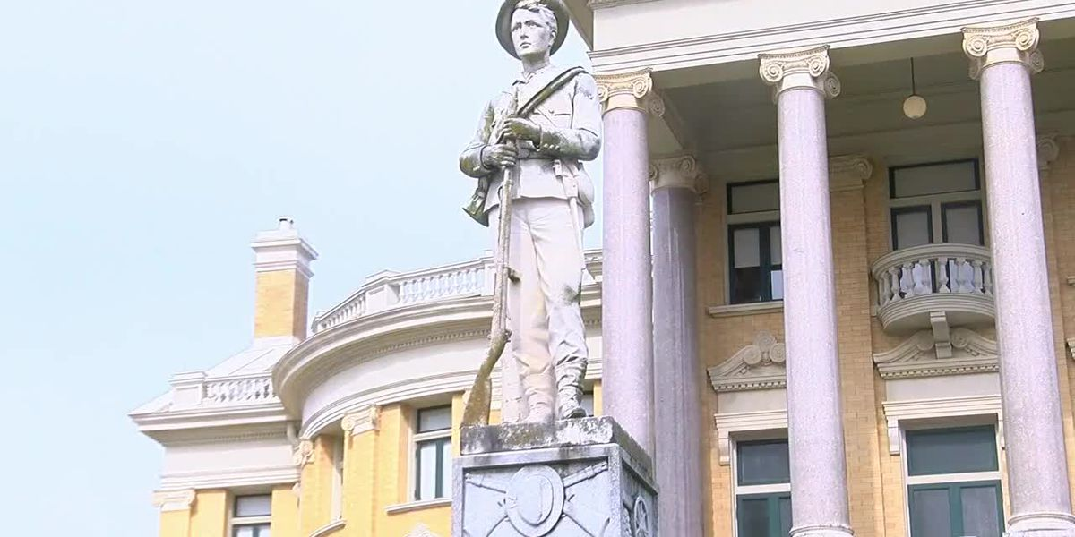 Monument controversy encompasses several East Texas counties