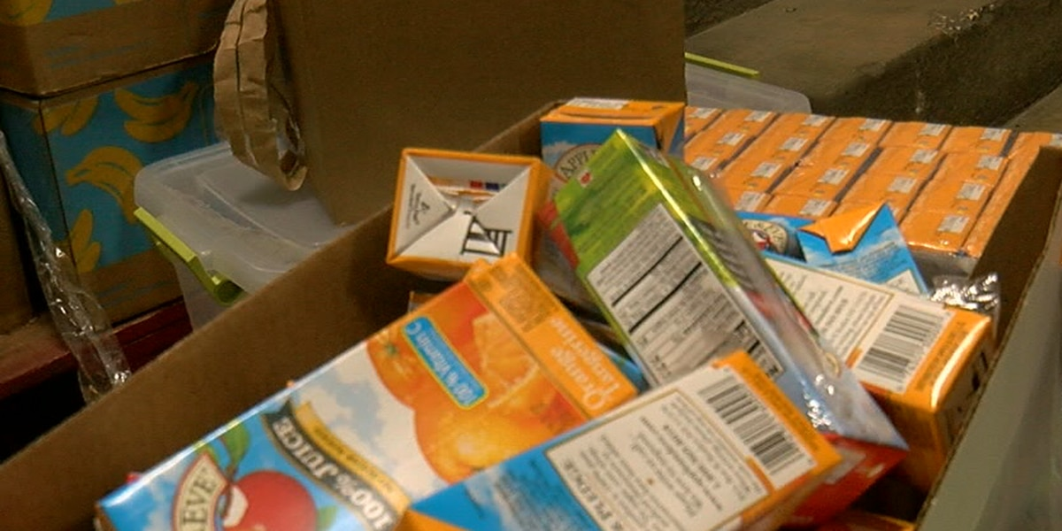 East Texas Food Bank's summer program begins