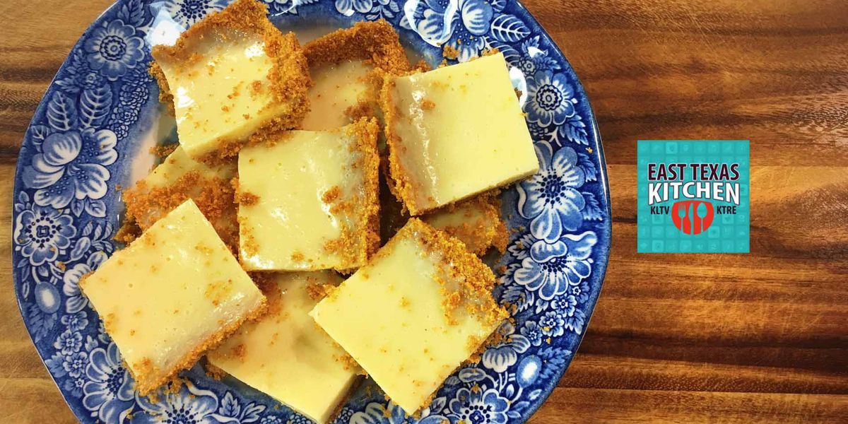 Easy lemon squares by Mama Steph