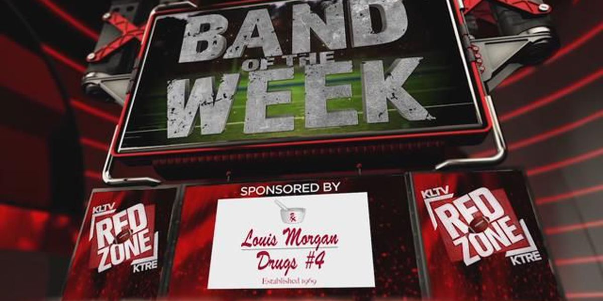 Red Zone Band of the Week: Week 3, John Tyler Lions