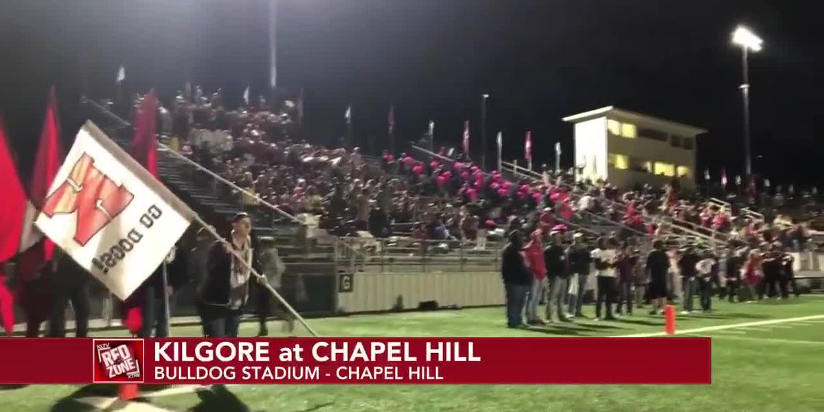 Week 7: Kilgore vs Chapel Hill