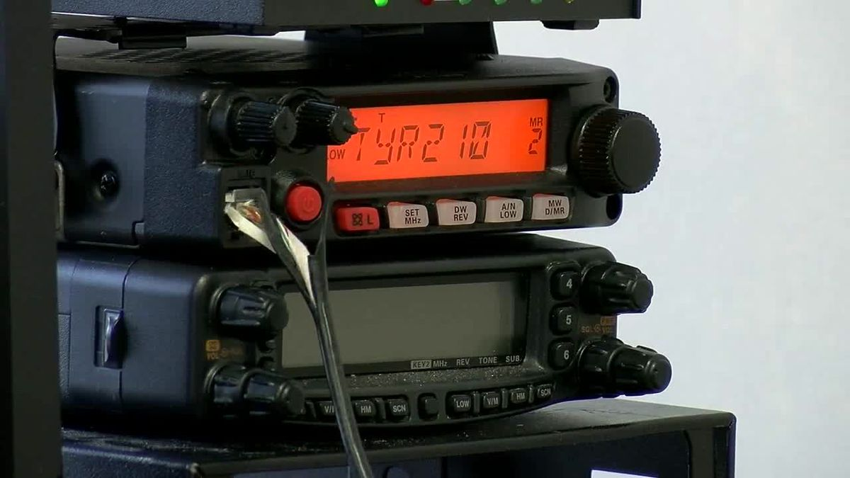 Ham radio operators prepare to help if Imelda disrupts traditional communication channels