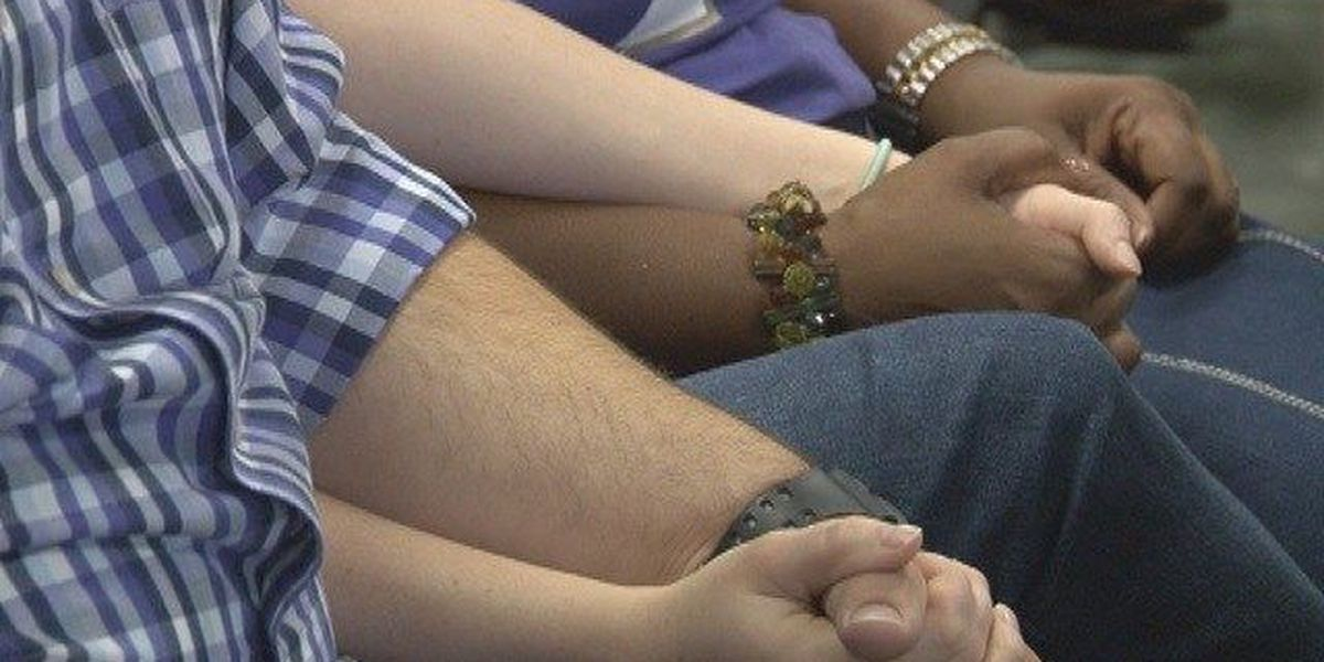 East Texans unite in prayer following shootings nationwide