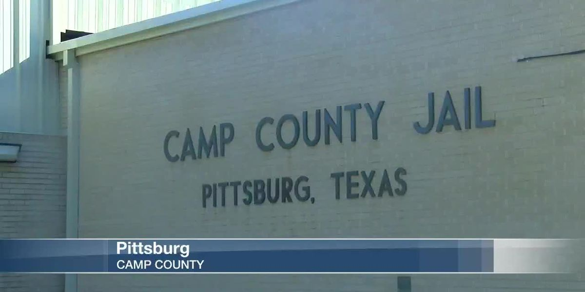 Camp County Jail