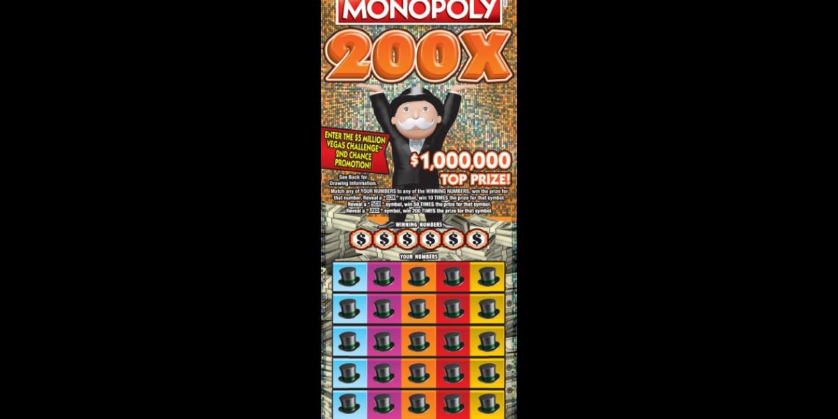 Bullard resident claims $1 million scratch ticket prize
