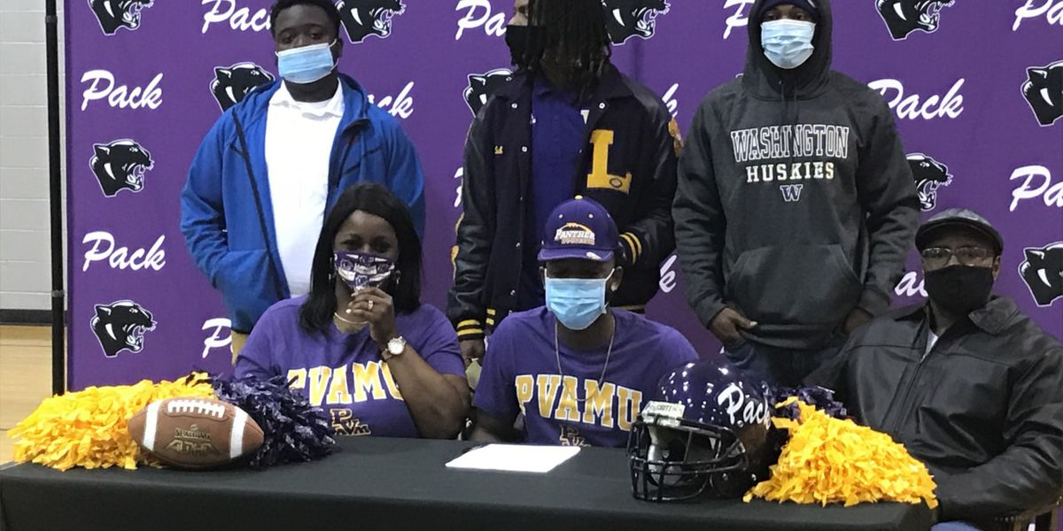 Signing Day ceremonies different due to COVID-19 but emotions the same as every other year