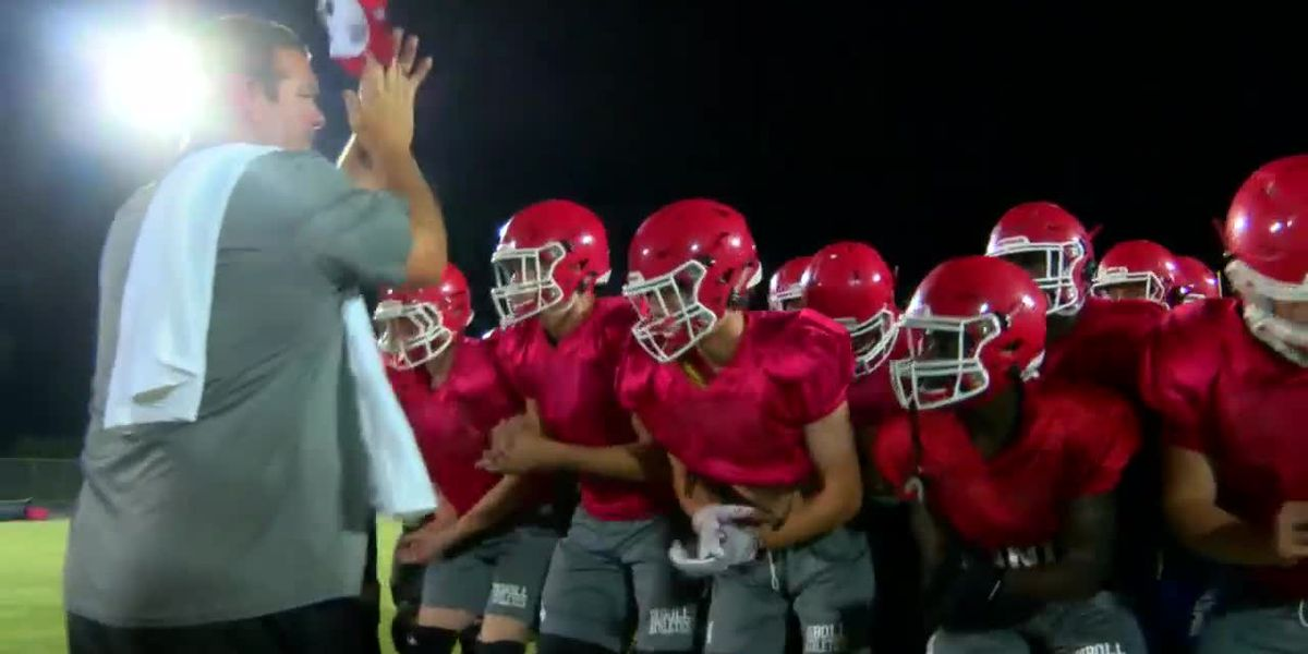 WEBXTRA: Diboll football 'coming to fight' this year
