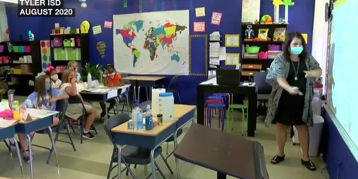Open Campus: Update from Tyler ISD Supt. Marty Crawford