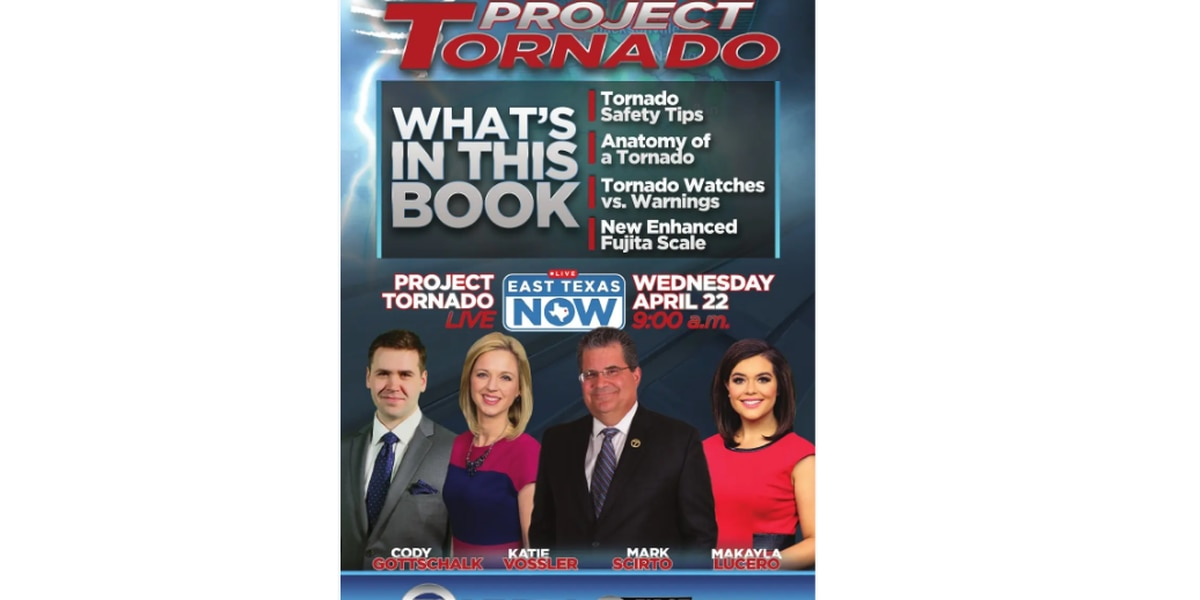 VIDEO: Project Tornado Live with Chief Meteorologist Mark Scirto