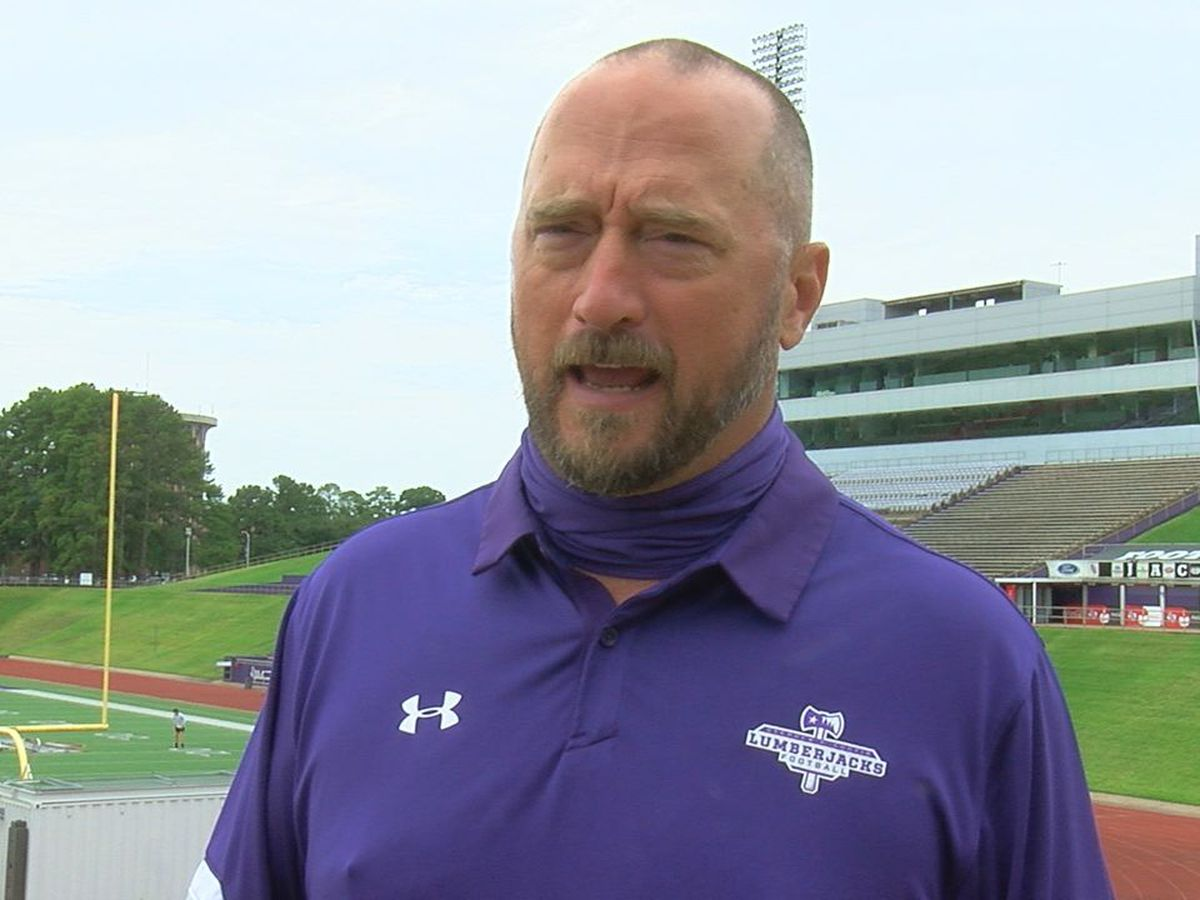 SFA Coach Carthel cleared to rejoin team after recovering from COVID-19