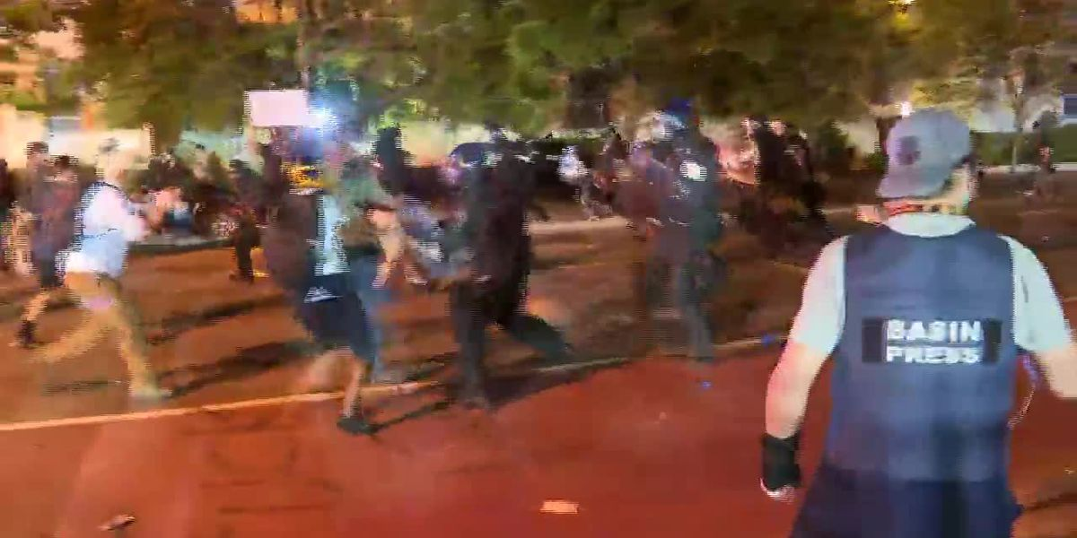 Seething streets: Protests erupt in violence