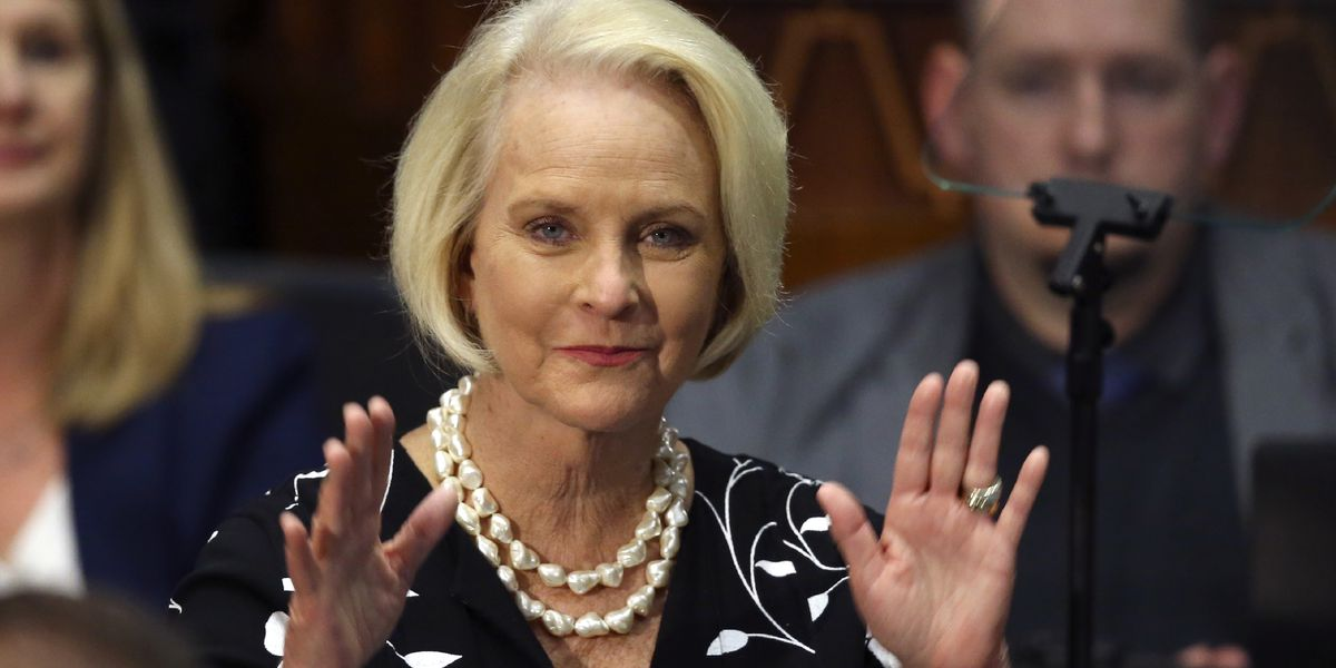 Arizona GOP to vote on resolution to censure Cindy McCain