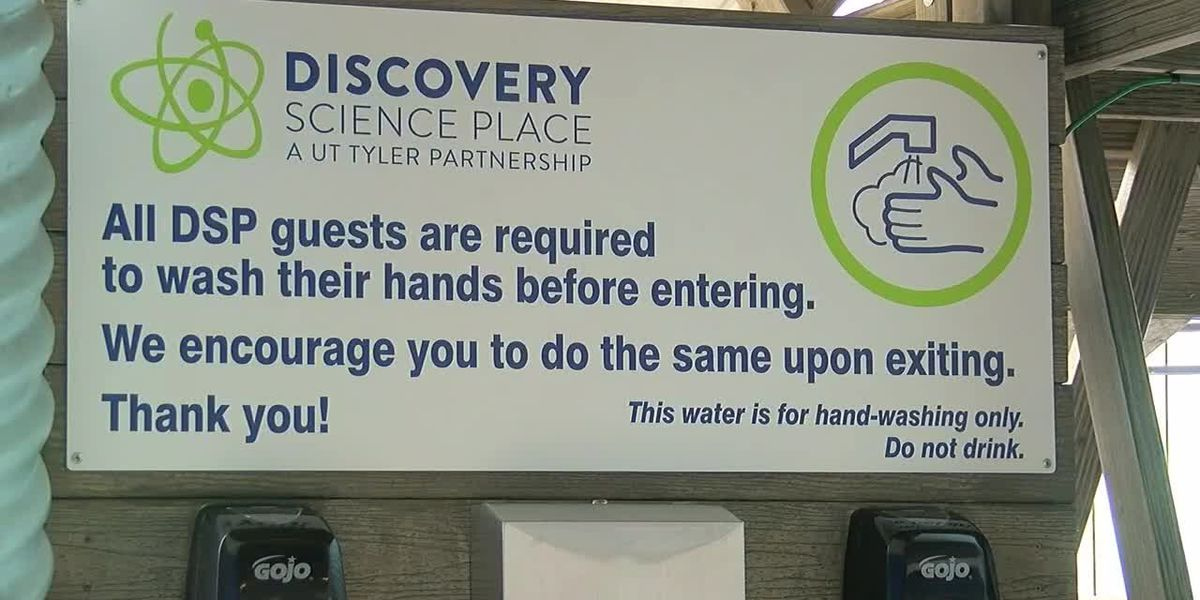 Discovery Science Place temporarily closed after employee tests positive for COVID-19