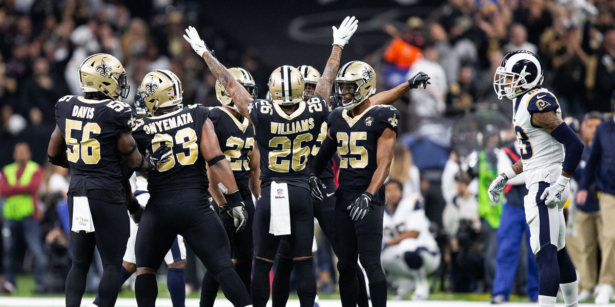 Game Updates: Saints and Rams tied with 5 minutes to go in NFC Championship
