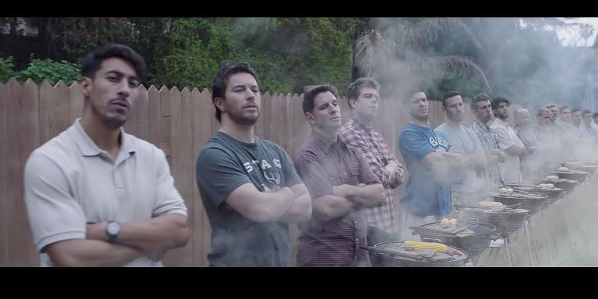 'Is this the best a man can get?': New Gillette ad challenges men to 'be better'