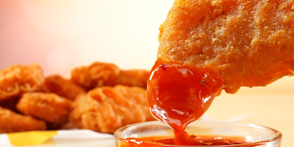 Spicy McNuggets and Mighty Hot Sauce are returning