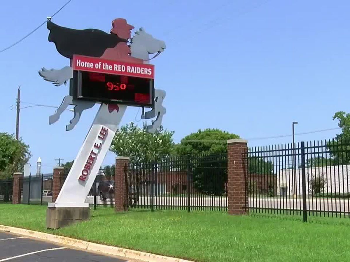 School board to vote on name changes for Robert E. Lee, John Tyler high schools at Thursday board meeting