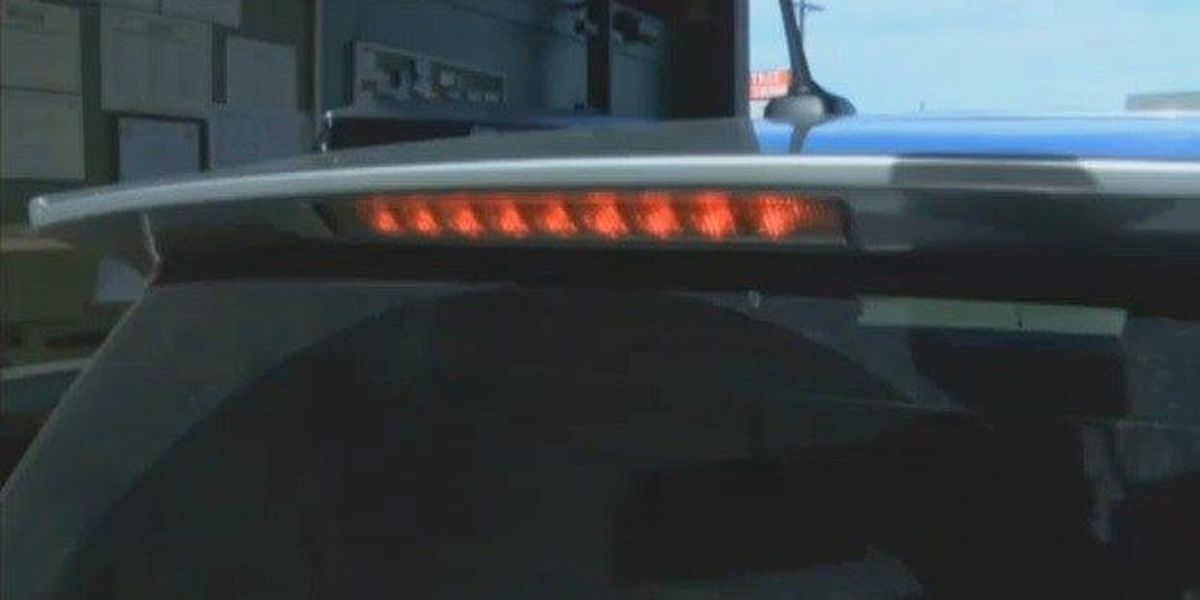Center brake light added to state auto inspection requirements