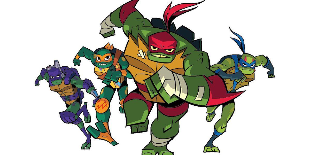 Teenage Mutant Ninja Turtles set to appear in Tyler to celebrate Nickelodeon's new show