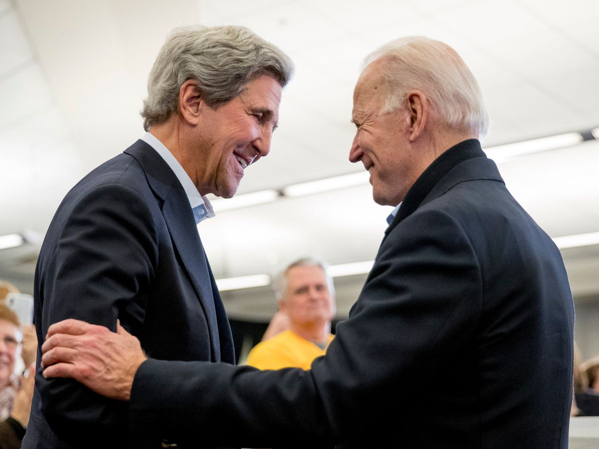Biden builds out national security picks with Blinken, Kerry