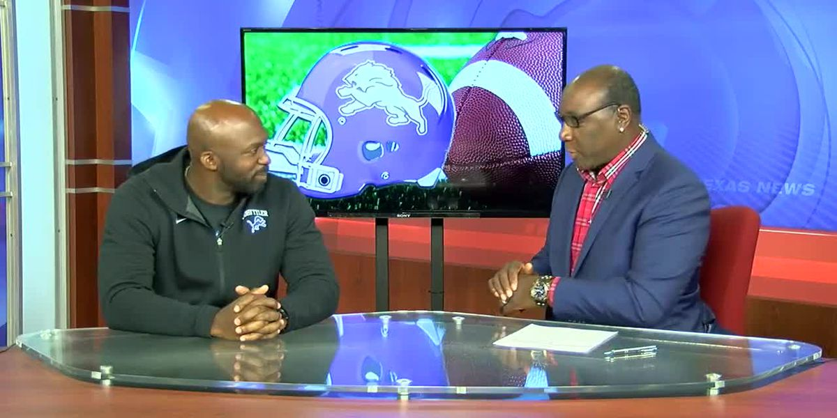 Coach Rickland Holmes On John Tyler In Playoffs
