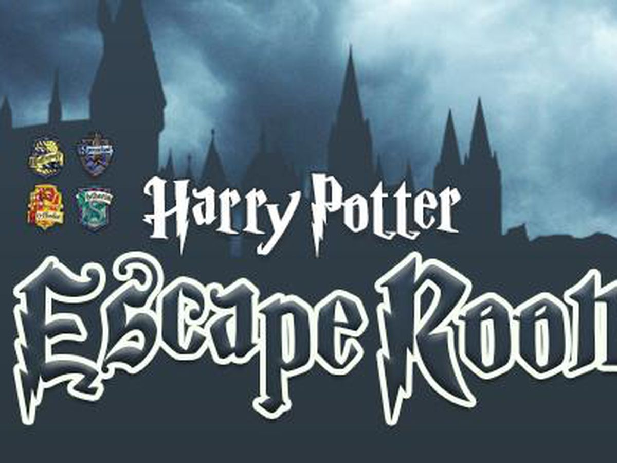 Longview Public Library holding Harry Potter Escape Room