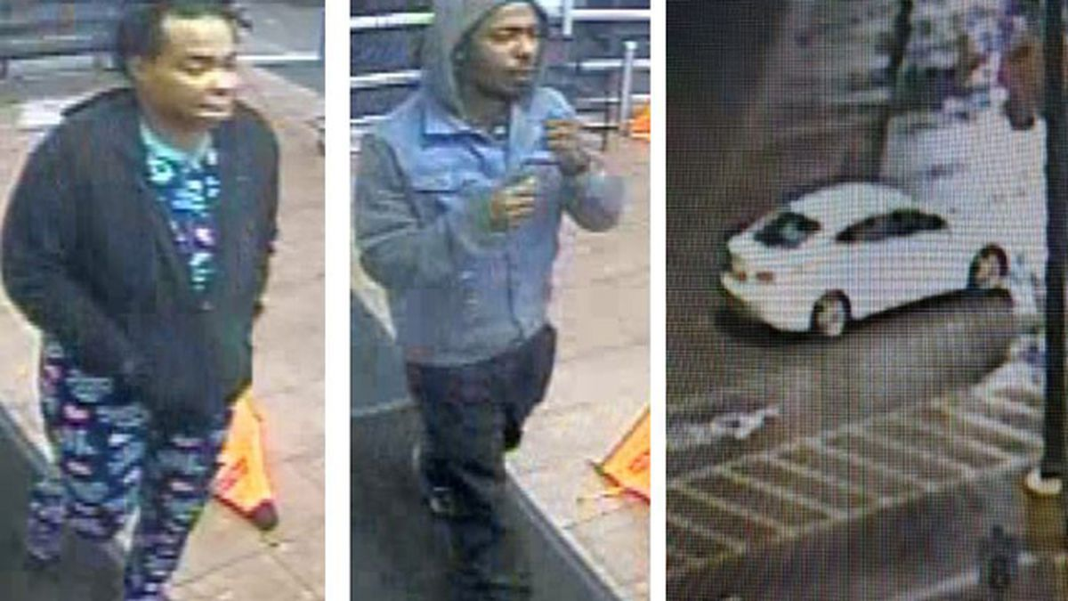 Rusk police searching for suspects in series of thefts
