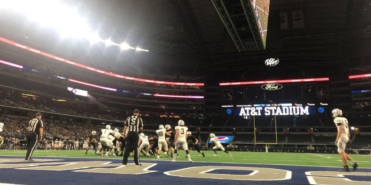 Grandview Zebras win state over Malakoff, 35-21