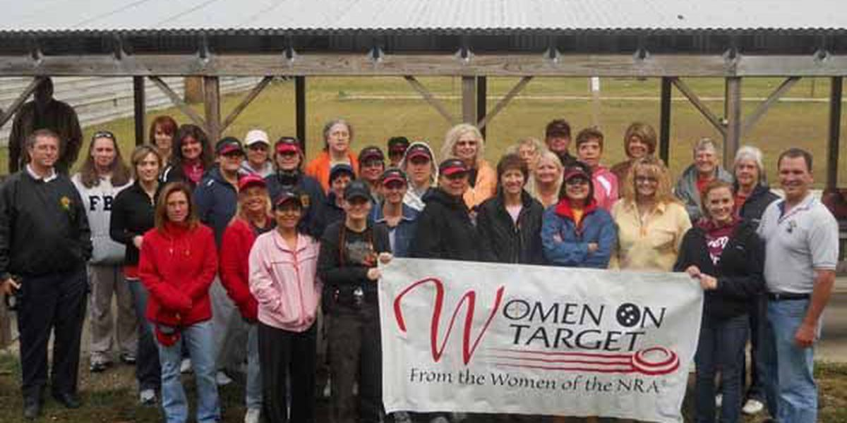 Find out more about the 'Women on Target' program