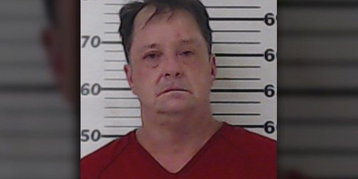 Man arrested for meth possession in Henderson County