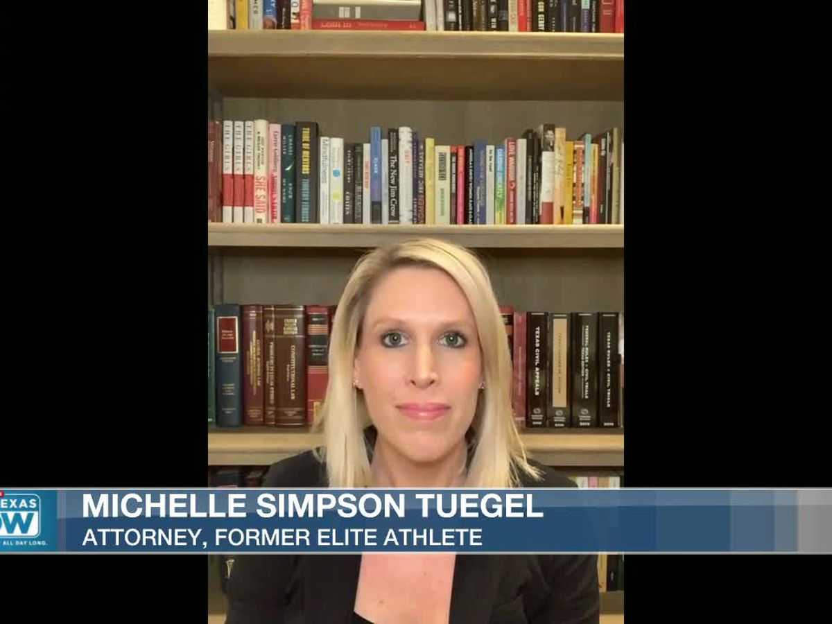 ETN Interview: Former elite athlete discusses postponing Olympics, and USOC's stimulus request
