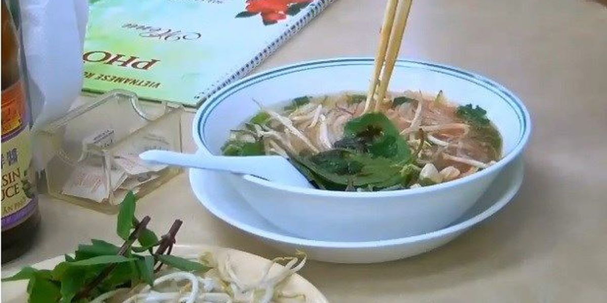 Got a cold? Maybe pho is your cure